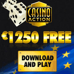 Casino Action-PLAY NOW & Get $1250 FREE